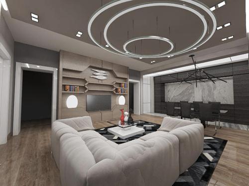 Дизайн проект в москве квартиры
